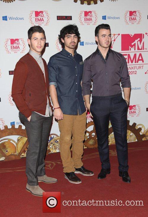 Nick Jonas, Joe Jonas, Kevin Jonas and The Jonas Brothers 2