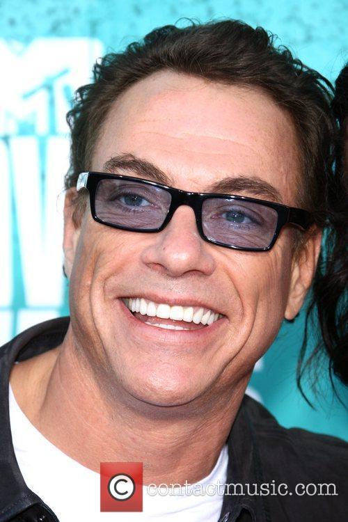 Jean Claude Van Damme and Mtv Movie Awards