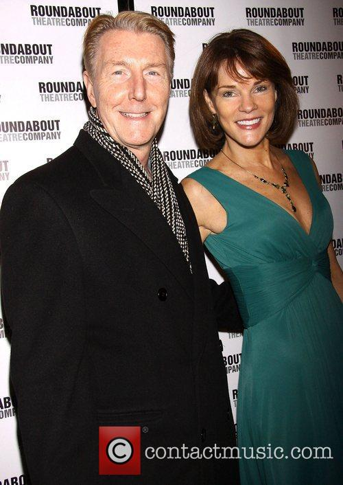 Byron Jennings and Carolyn Mccormick 8