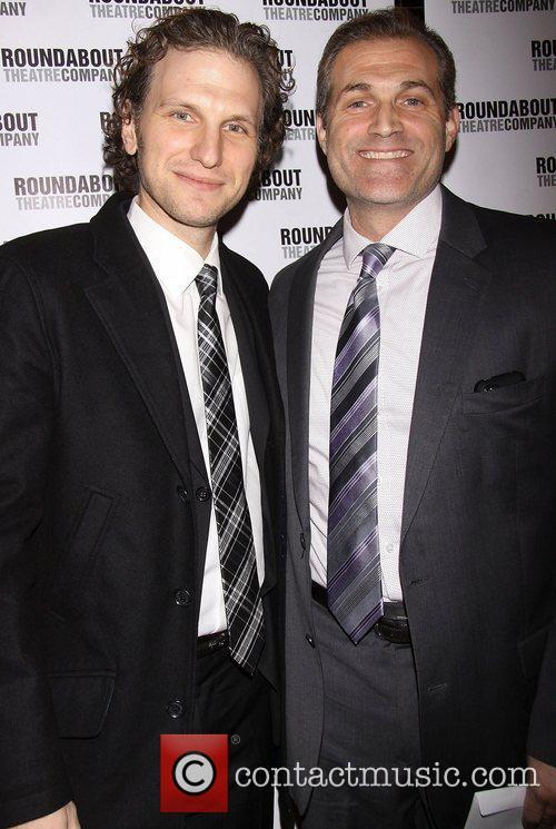 Sebastian Arcelus and Marc Kudisch