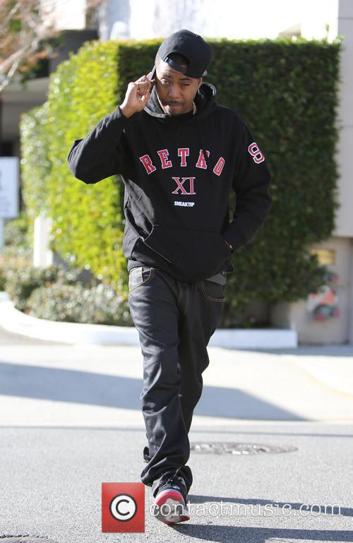 Nas, Fifth Avenue, Beverly Hills, Saks, Kelis and Knight 7