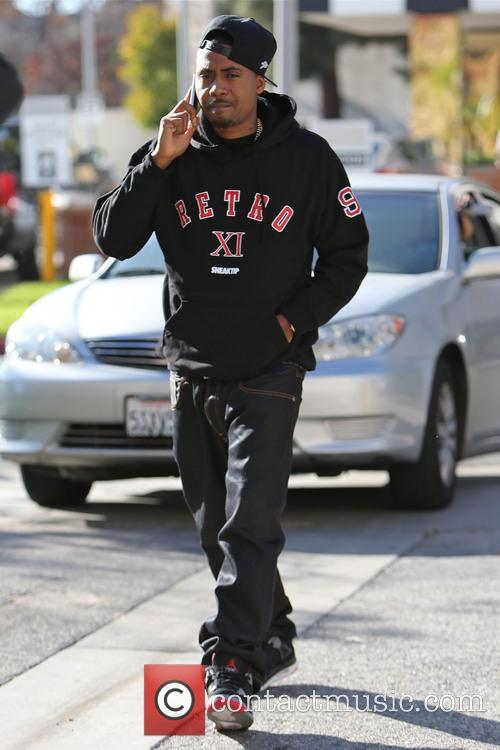Nas, Fifth Avenue, Beverly Hills, Saks, Kelis and Knight 2