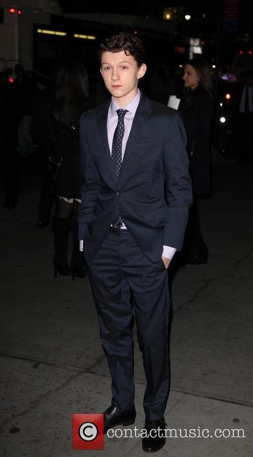 Tom Holland and National Board Of Review Awards 7