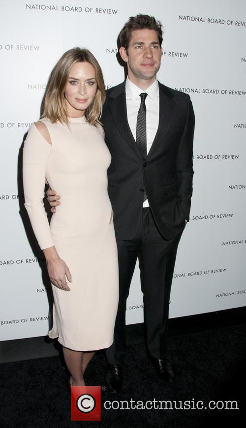 Emily Blunt, John Krasinski and National Board Of Review Awards 2