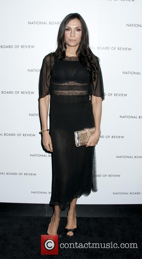 Famke Janssen, National Board Of Review and Awards Gala