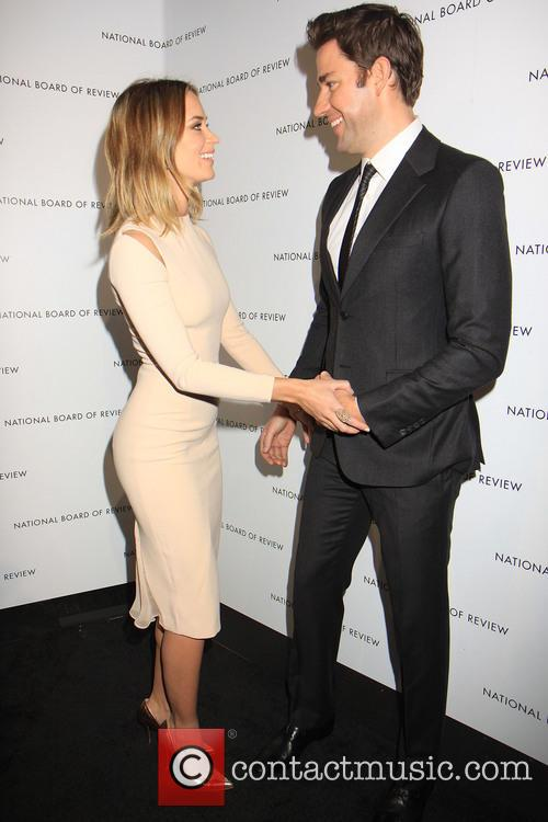 Emily Blunt, John Krasinski and National Board Of Review Awards