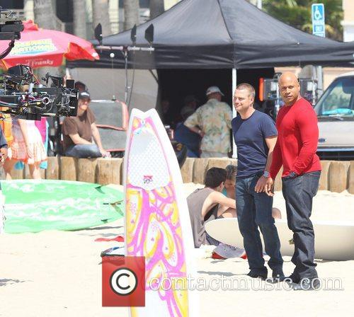 Chris O'donnell and Cool J 11