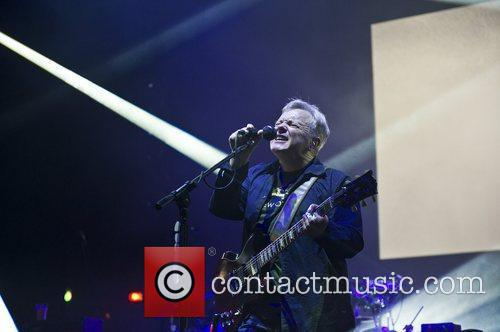 New Order and Brixton Academy 8