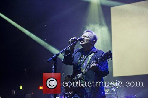New Order and Brixton Academy 9