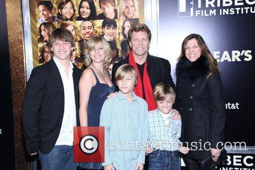 Bon Jovi, Jon Bon Jovi and Ziegfeld Theatre