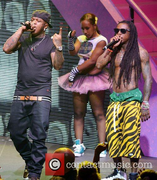 Birdman and Lil Wayne