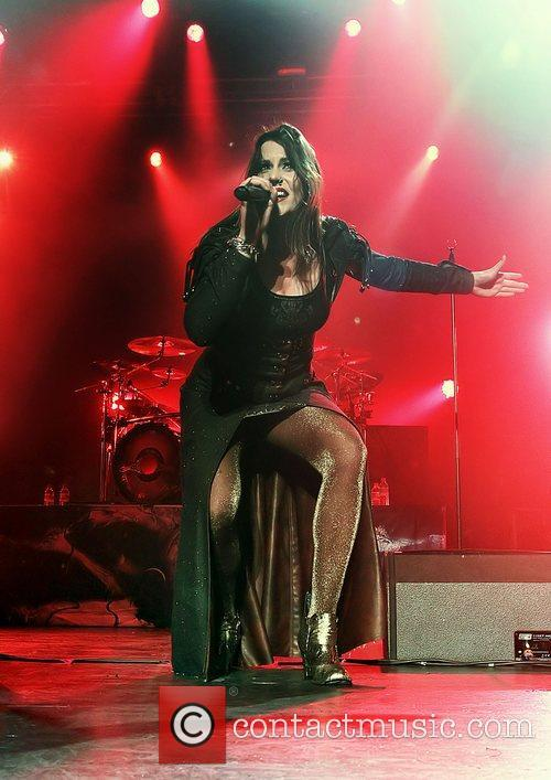 Floor Jansen, Nightwish, Manchester and Apollo