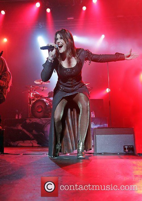 Floor Jansen, Nightwish and Apollo Manchester