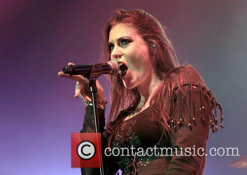 Floor Jansen, Nightwish, Manchester and Apollo 4