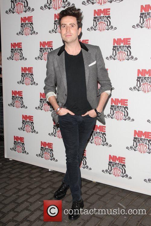 Nick Grimshaw and Brixton Academy 2