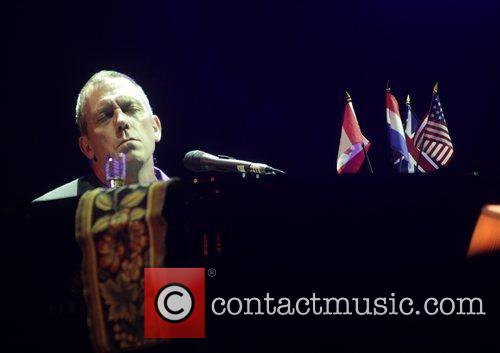 Hugh Laurie and North Sea Jazz Festival 2