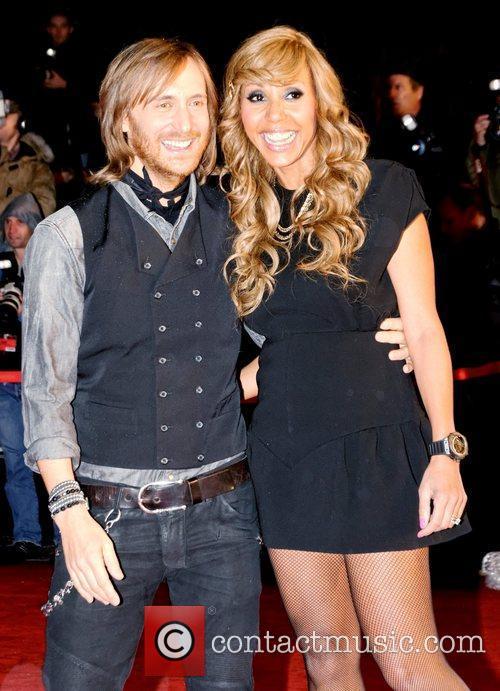David Guetta and Nrj Music Awards