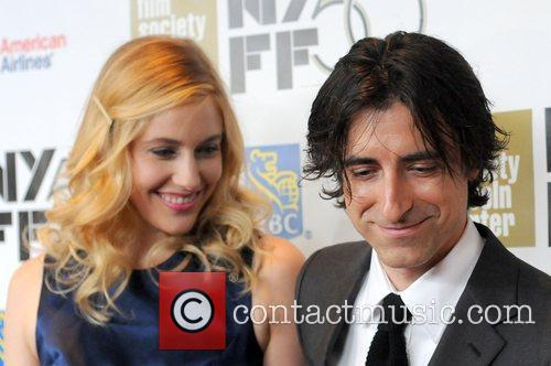 Greta Gerwig, Noah Baumbach, Annual, New York Film Festival, Premiere, Frances Ha, New York City and Sept