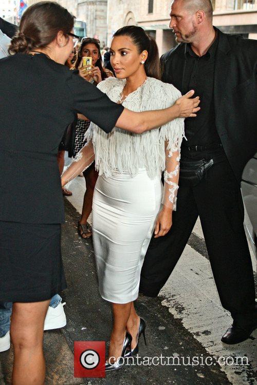 Kim Kardashian and New York Fashion Week