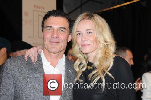 Andre Balazs, Chelsea Handler and New York Fashion Week 3