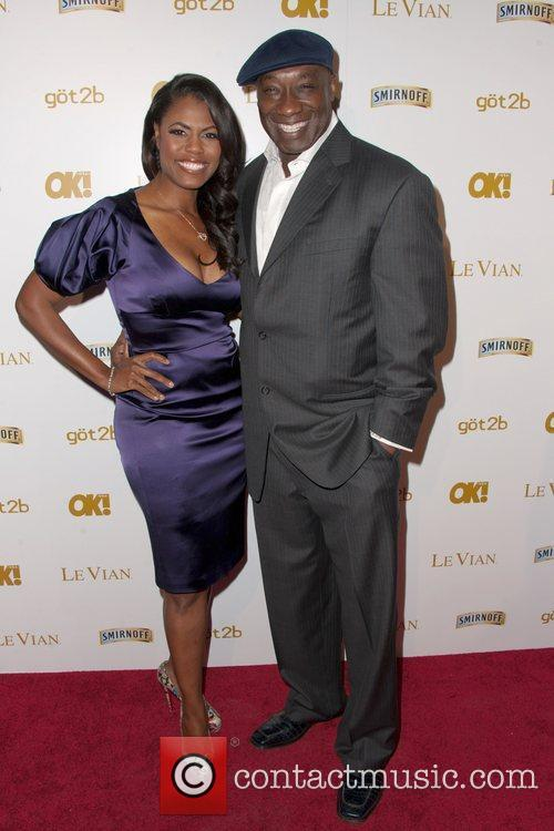 Michael Clarke Duncan and Grammy