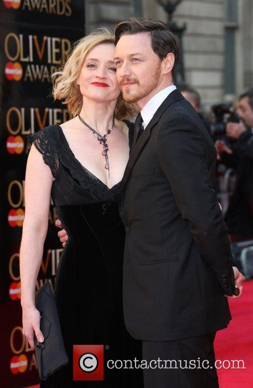 Anne-marie Duff and James Mcavoy 5