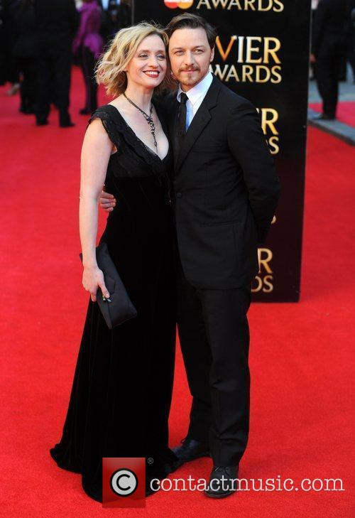 Anne-marie Duff and James Mcavoy 11