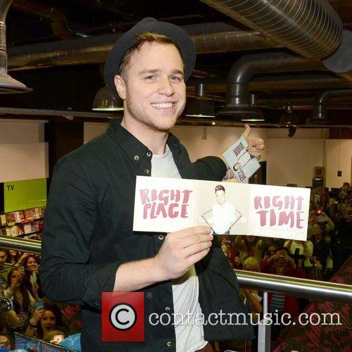 Olly Murs, Right Time Right Place, Dundrum, Dublin and Ireland 3