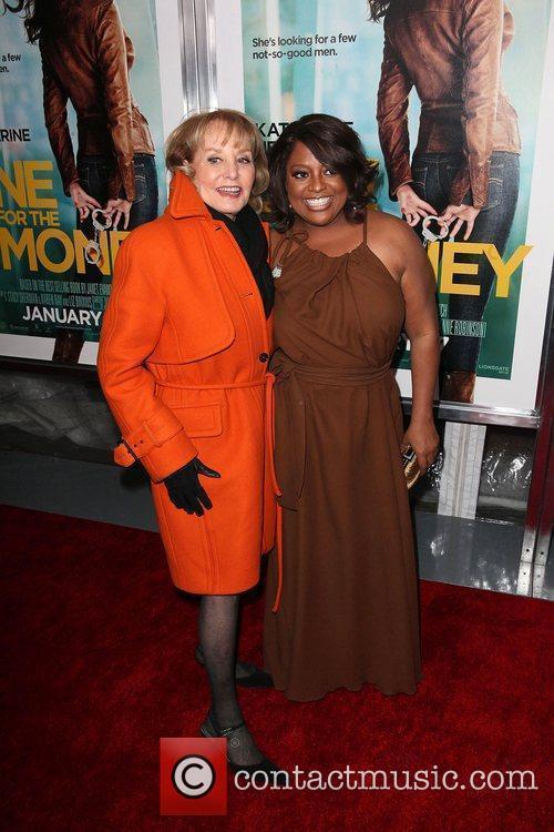Barbara Walters and Sherri Shepherd 3