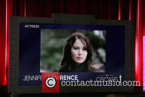 Jennifer Lawrence and Academy Awards 4