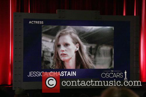 Jessica Chastain and Academy Awards 6