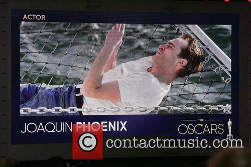 Joaquin Phoenix and Academy Awards
