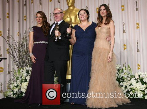 Maya Rudolph, Kristen Wiig, Terry George, Academy Of Motion Pictures And Sciences and Academy Awards