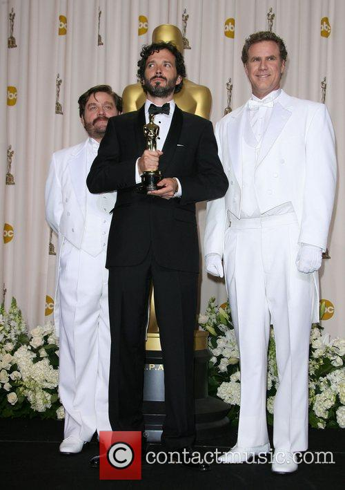 Zach Galifianakis, Will Ferrell, Academy Of Motion Pictures And Sciences and Academy Awards