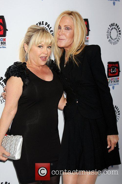 Charlene Tilton, Joan Van Ark and Paley Center For Media