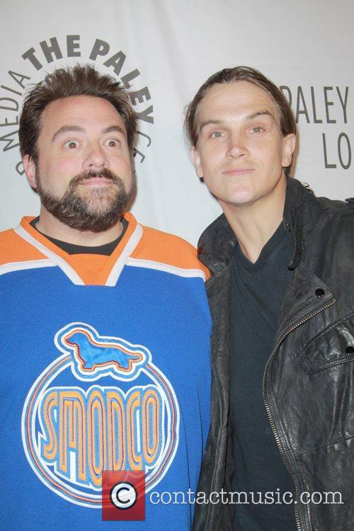 Kevin Smith, Jason Mewes and Paley Center For Media 1