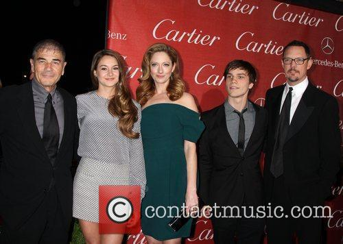 Robert Forster, Judy Greer, Matthew Lillard, Nick Krause, Shailene Woodley and Palm Springs Convention Center
