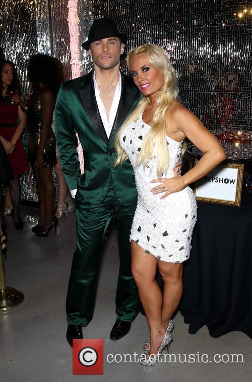 Josh Strickland and Coco Austin