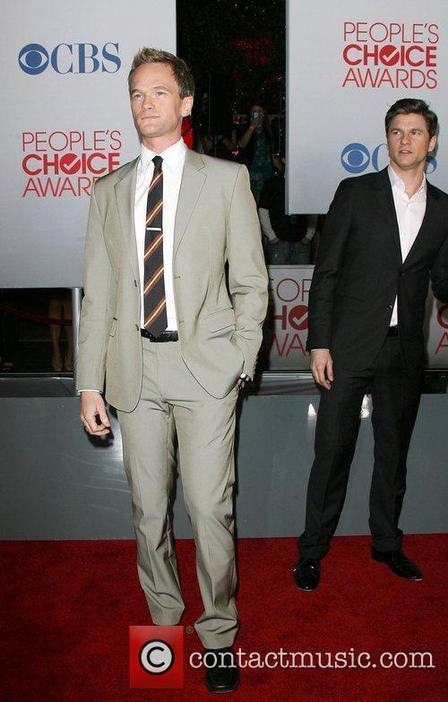 Neil Patrick Harris, David Burtka and People's Choice Awards 1