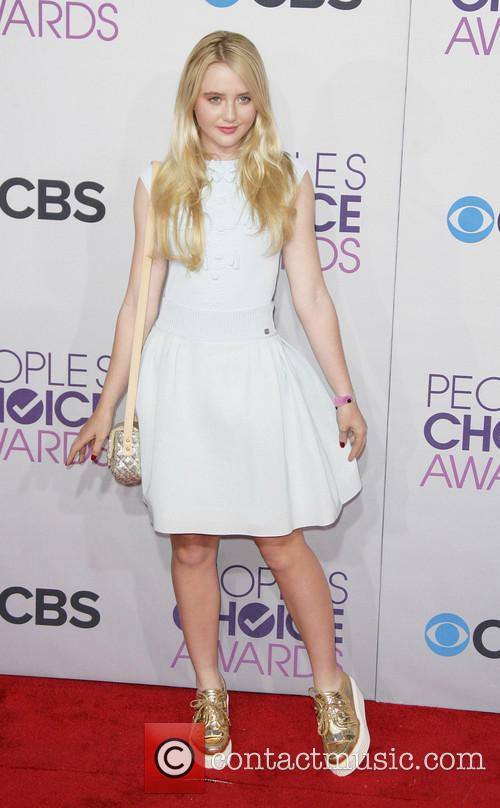 Kathryn Newton and Annual People's Choice Awards 1