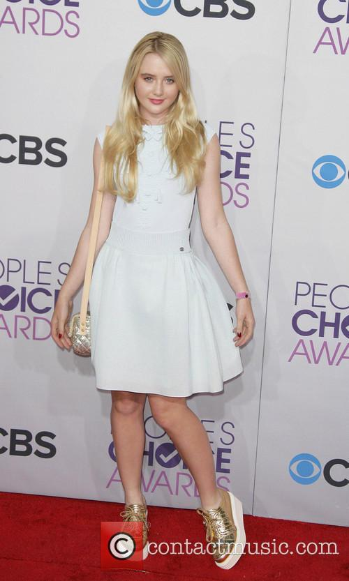 Kathryn Newton and Annual People's Choice Awards 5