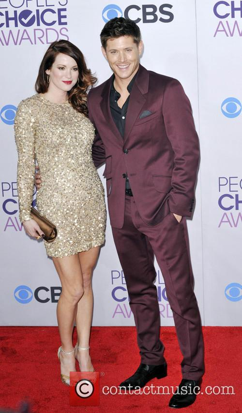 Jensen Ackles, Daneel Harris and People's Choice Awards