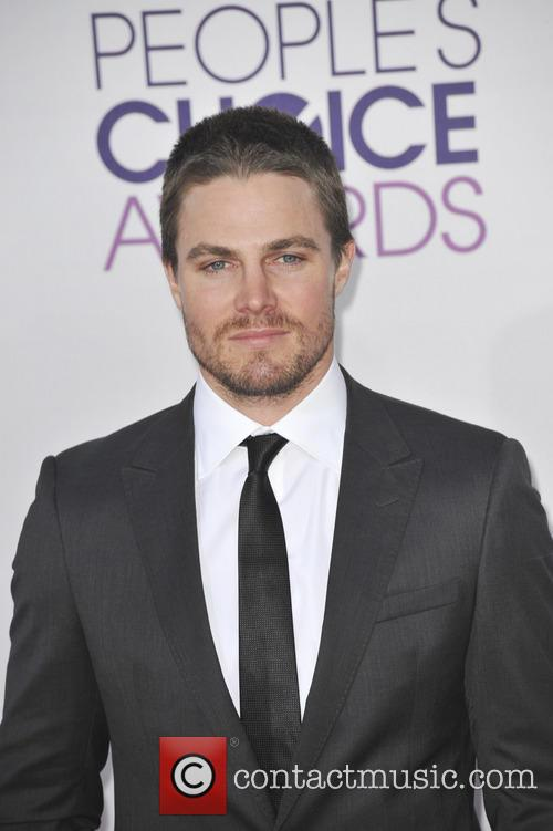 Stephen Amell and People's Choice Awards
