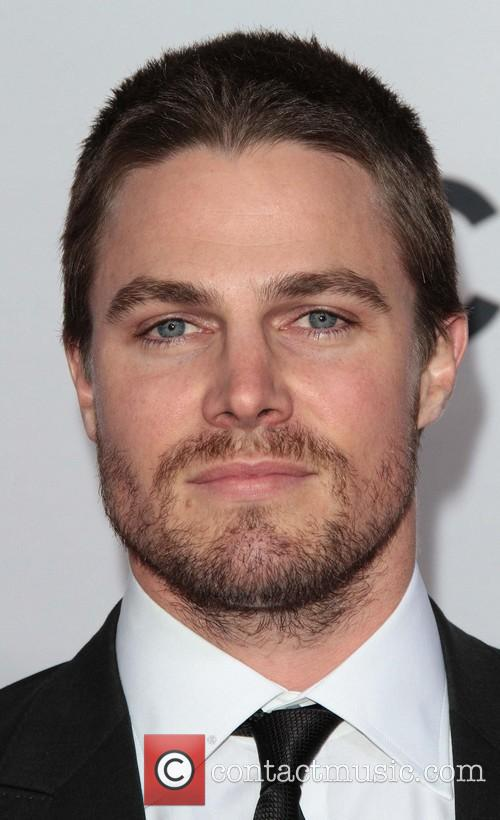 Stephen Amell and Annual People's Choice Awards 6