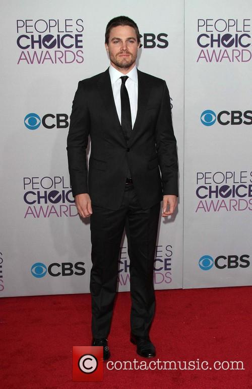 Stephen Amell and Annual People's Choice Awards 1