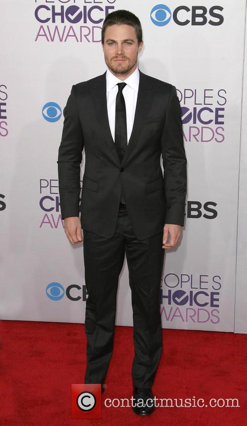 Stephen Amell and Annual People's Choice Awards 3