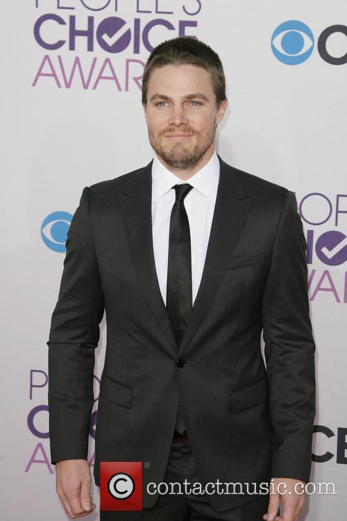 Stephen Amell and Annual People's Choice Awards 4