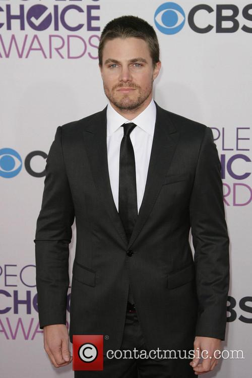 Stephen Amell and Annual People's Choice Awards 5
