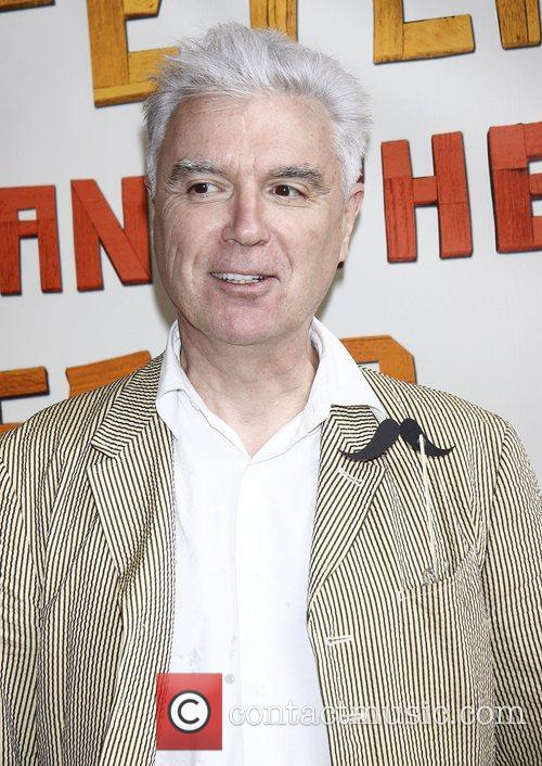 David Byrne and Talking Heads