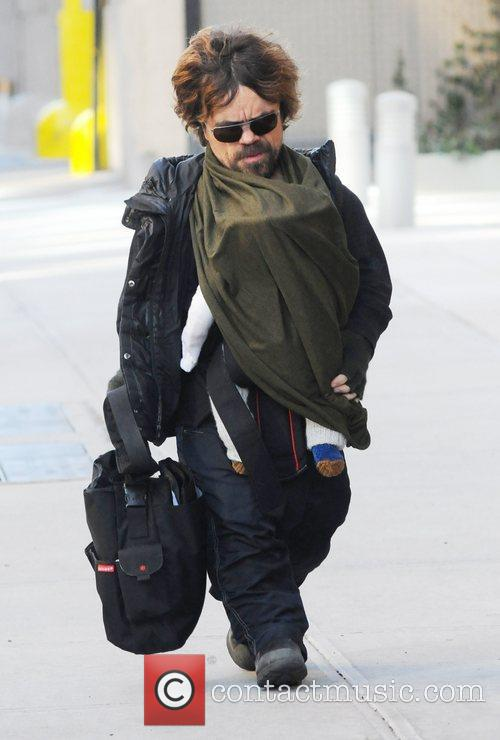 Peter Dinklage and Manhattan Hotel